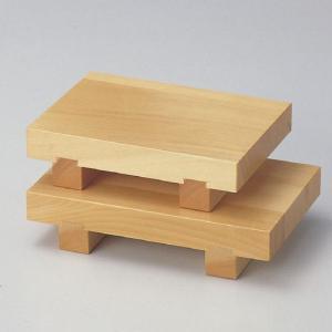白木盛台(寿司下駄)8寸(5台)|utuwayaissin