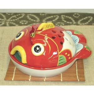 金魚蚊遣り器(蚊取り器)平型|utuwayaissin