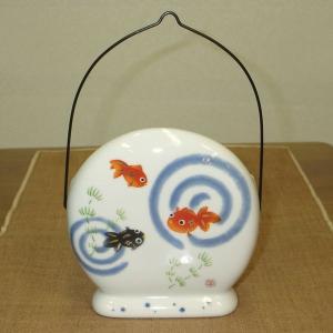 金魚蚊遣り器(蚊取り器)縦型|utuwayaissin