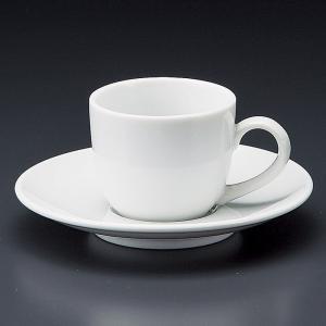 ベーシック エスプレッソ碗皿・業務用(日本製白磁)|utuwayaissin