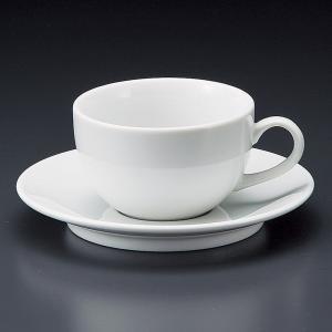 ベーシック カプチーノ碗皿・業務用(日本製白磁)|utuwayaissin