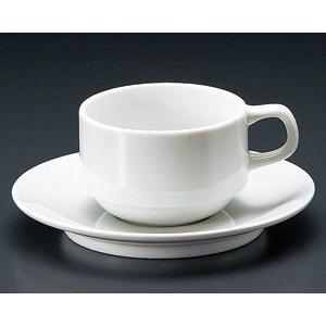ベーシック スタック兼用碗皿・業務用(日本製白磁)|utuwayaissin