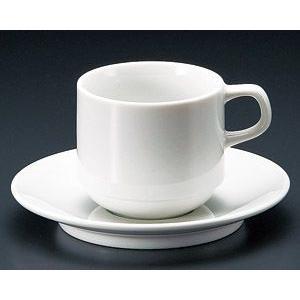 ベーシック スタックアメリカン碗皿・業務用(日本製白磁)|utuwayaissin