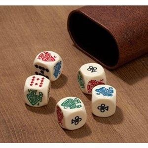 5 in 1 Classic Game Set, Wooden Board, Chess, Checkers, Cribbage, Backgammon, Poker Dice 輸入品|uujiteki