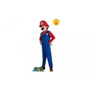 ハロウィン コスプレ 輸入品 Super Mario Brothers, Mario Costume