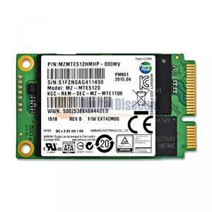 SSD Samsung 512GB PM851 50mm SATA III (6G) mSATA SSD Solid State Drive - MZMTE512HMHP 輸入品