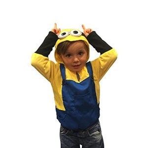 ハロウィン コスプレ 輸入品 Halloween Costumes Kids Minion Costume Boys Sweatshirt Halloween Costume