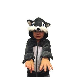 ハロウィン コスプレ 輸入品 Halloween Costumes Kids Wolf Costume Boys Sweatshirt Halloween Costume