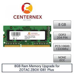 EN1070K-W2B 16GB Memory for ZOTAC Magnus ZBOX EN1060K-W2B PARTS-QUICK Brand EN1080K-W2B DDR4 2400MHz SODIMM RAM