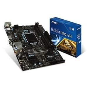 マザーボード MSI B250M PRO-VH Carte m?re Intel M-ATX Soc...