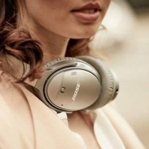 ヘッドホン Bose QuietComfort 35 Noise Cancelling Wirele...