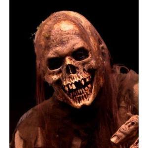 ホラーマスク ハロウィン 肝試し Flesh Eater Latex Mask 輸入品 uujiteki