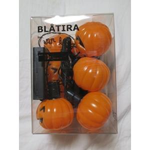 IKEA(イケア) BLATIRA ブローティラ ハロウィン かぼちゃライト 10球
