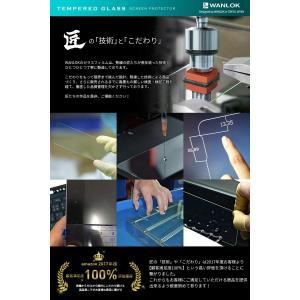 スイッチ 保護フィルム switch ガラスフィルム 透明 つるつる度UP Nintendo Swi...