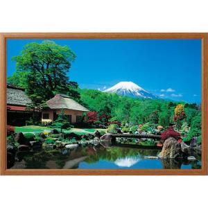 ジグソーパズル「忍野村からの鏡富士」|uushop2