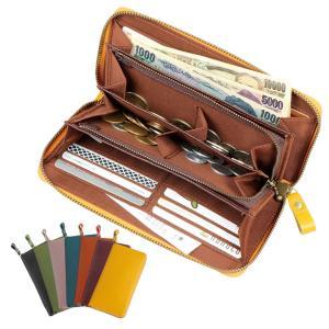 豊岡工房 コインが分けられる牛革長財布 小銭 仕分け レザー 本革 カード入れ 5カラー 5色|uushop2