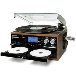 レコードをCDにデジタル録音できる豪華な1台が、なんと税抜19,800円!それもカセットテープをCD...