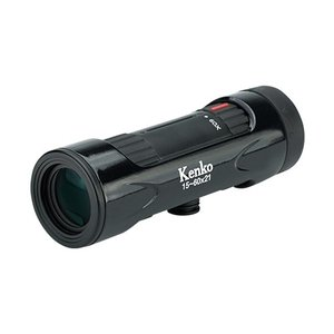 〈通販限定〉ケンコー・軽量60倍単眼鏡セット (Kenko 15〜60x21)