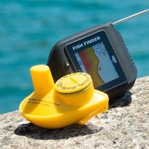 ウォッチ型・魚群探知機 ぎょぎょウォッチ ウェアラブルスマート魚群探知機