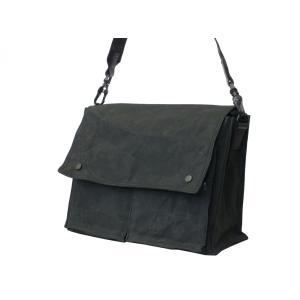 BAGGY PORT バギーポート ロウビキパラフィン A4サイズ対応 カブセ ショルダーバッグ ACR-471|uwajimakaban