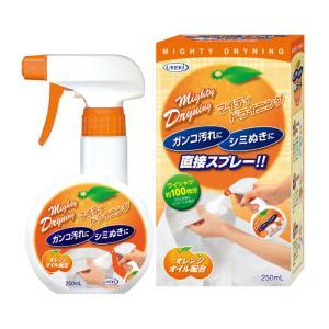 エリ そで 洗剤 マイティドライニング 本体 部分洗い シミ しみ抜き UYEKI