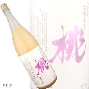 栃木/関東の地酒 鳳凰美田 完熟もも(小林酒造)720ml