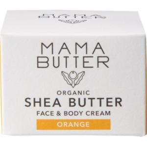 ママバター(MAMA BUTTER) フェイス&ボディクリーム オレンジ 25g /ママバター 保湿クリーム|v-drug-2