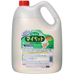 花王 プロシリーズかんたんマイペット4.5L ×4個セット  /マイペット 洗剤|v-drug-2