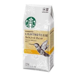 スターバックス コーヒー ライトノート ブレンド 250g /スターバックス レギュラーコーヒー|v-drug-2