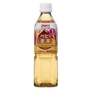 ベビー麦茶 500ml (24本セット 1ケース) (毎)