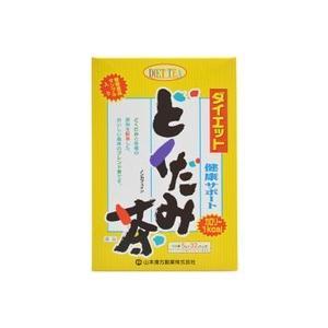 山本漢方製薬 ダイエットどくだみ茶〈ティーバッグ〉 5g×32包/ ダイエット茶 (特)|v-drug-2