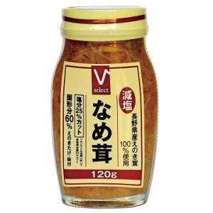 Vセレクト 減塩なめ茸/ なめ茸 v-drug