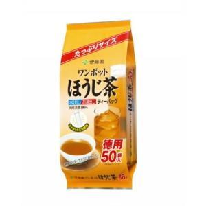 ワンポットほうじ茶ティーバッグ (毎) v-drug