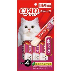 いなば チャオ スティック まぐろ 15g×4本入 ×6個セット /いなば チャオ 猫用 おやつ
