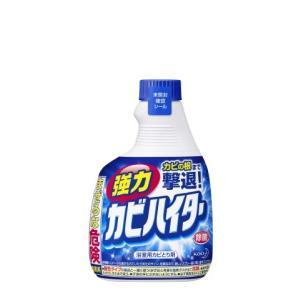 花王 強力カビハイター替400ml×12個セット/ 強力カビハイター 洗剤 おふろ用 (毎)|v-drug