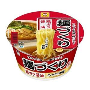 マルちゃん麺づくり醤油/マルちゃん 麺づくり カップラーメン
