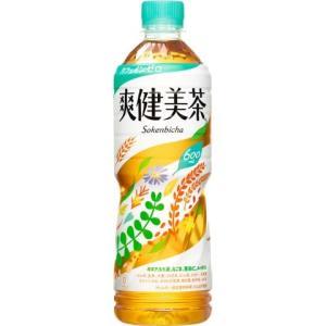 コカ・コーラ 爽健美茶 600ml (24本セット 1ケース)
