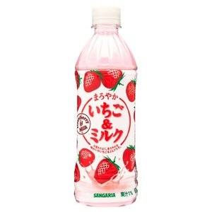 サンガリア まろやかいちご&ミルク 500ml...の関連商品3