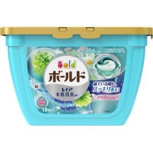 ボールド ジェルボール3D/ボールド/洗濯洗剤