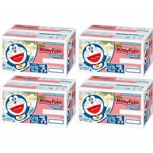 マミーポコパンツ ビッグ ドラえもん 76枚(38枚×2)【4個セット】 /マミーポコ ビッグ パン...