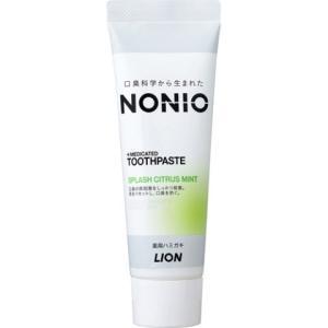 クリアな息をキープ&ステインオフで白い歯へ/ノニオ/歯磨き粉