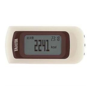 タニタ 活動量計カロリズムEZ−061−WH/ タニタ 体重計・体脂肪計