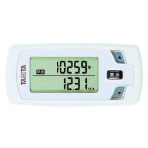 タニタ 活動量計カロリズムEZ−062WH/ タニタ 体重計・体脂肪計