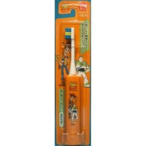 こどもハピカ トイストーリーDBK−5D(DY) オレンジ 1本 /電動歯ブラシ VドラッグPayPayモール店