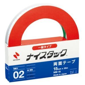 ニチバン ナイスタック両面テープ15mm NW−15/ ニチバン 両面テープ