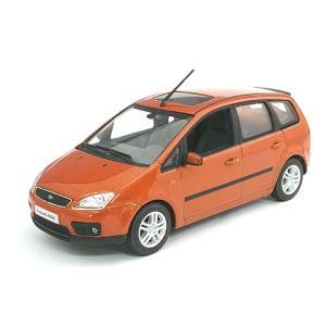 フォード フォーカス C-MAX 2003 オレンジM (1/43 ミニチャンプス400083000)