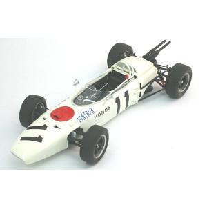 ホンダ RA272 F1 R・ギンザー 1965 メキシコGP No.11 (1/20 エブロ22005) v-toys