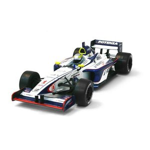 F/N チーム 5 ZIGEN 2004 No1 (1/43 エブロ43658) v-toys