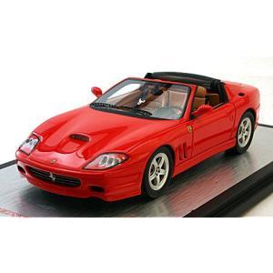 フェラーリ 575 スーパーアメリカ レッド (1/43 レッドラインRL039)|v-toys