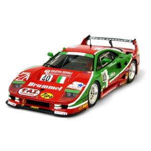 フェラーリ F40 No40 1995 ル・マン24時間 (1/43 レッドラインRL055)|v-toys
